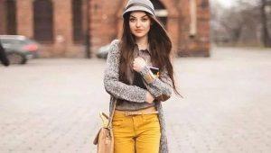 Sinappi housut