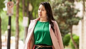 Vihreä puserot