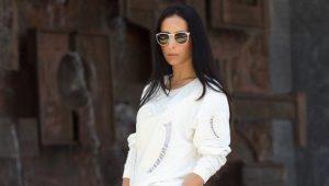 Camisolas brancas