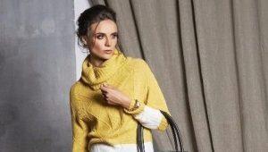 Mitä voin käyttää keltaisella villapaidalla?