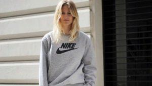 Nike-puserot