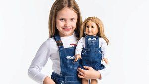 Džinsų džinsai mergaitėms