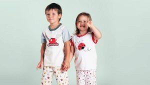 Flanelio kūdikių pižama