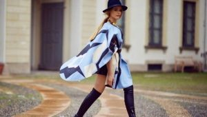 Poncho Coat - upea Cape Coat