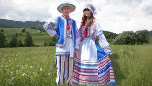 Traje nacional bielorrusso