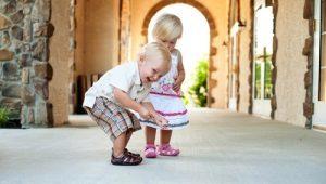 Vaikų sandalai