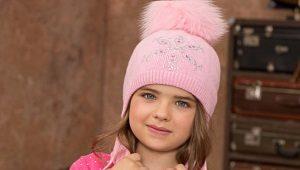 Vaikiškos kepurės mergaitėms