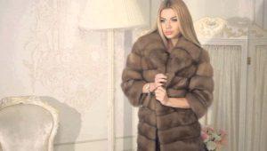 Marten Fur Coat