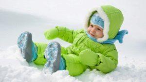 Vaikų žieminiai batai