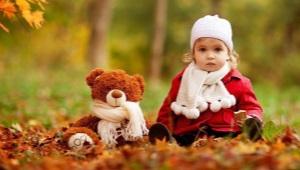 Komplektas - vaikų skara ir kepurė
