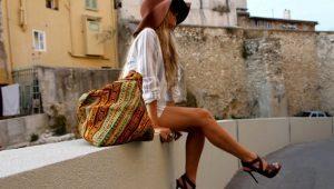 Nahkaiset sandaalit