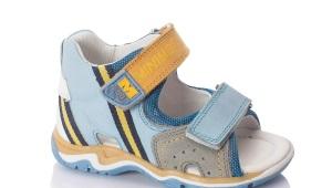 Minimalūs sandalai