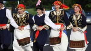 Græsk national kostume
