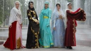 Traje nacional do Daguestão
