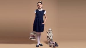 Mėlyni batai mergaitėms