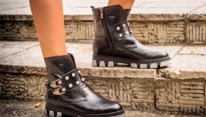 Naisten kenkien tyypit ja mallit