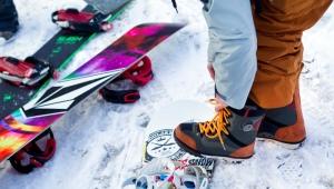 Botas de Snowboard Vans