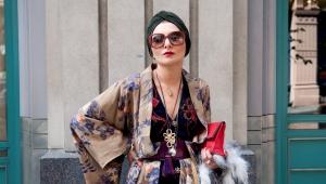 Japanilainen tyyli vaatteissa