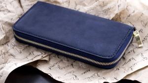 Naisten vetoketjullinen lompakko