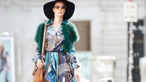 Italialainen tyyli vaatteissa