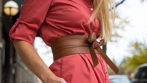 Sash Belt