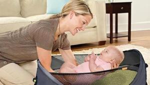 Laukku vastasyntyneelle