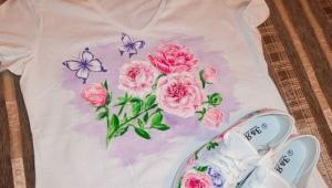 Doe-het-zelf T-shirt ontwerpen