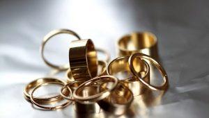 Hoe goud verguld zilver te reinigen?