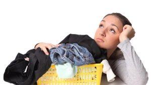 Hoe maak je kleding schoon van schuim?