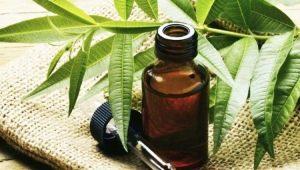 Eigenschappen en aanbevelingen voor het gebruik van tea tree olie van nagel schimmel