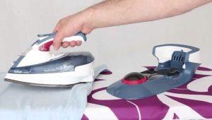 Draadloze ijzers: functies en aanbevelingen voor de keuze