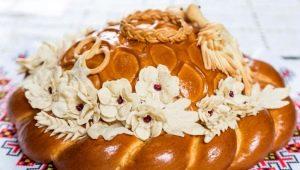 Koken bruiloft brood