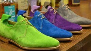 Como tingir sapatos de camurça em casa?