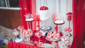 Sweet wedding table: how to set and decorate?