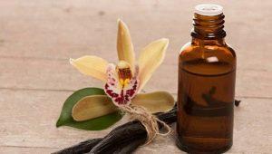Eigenschappen van etherische olie van vanille en het gebruik ervan