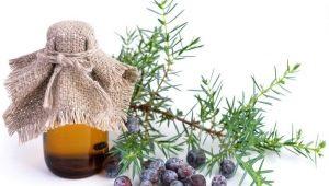 Eigenschappen van jeneverbessenolie en de toepassing ervan in cosmetologie