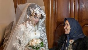 The traditions and customs of the Chechen wedding