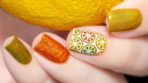 Citrus manicure