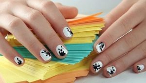 Ideas for creating a manicure for teenagers 13-14 years