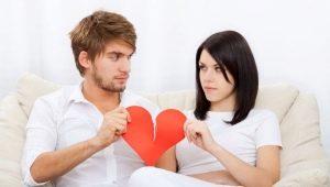 Hoe te scheiden met een meisje?