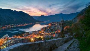 Elenco delle attrazioni del Montenegro