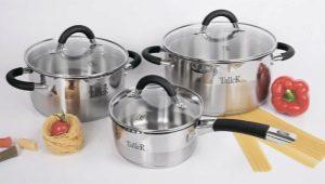 TalleR-gerechten: voor-, nadelen en variëteiten