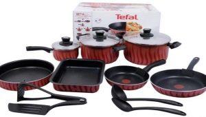 Tefal-ruokia: erilaisia malleja