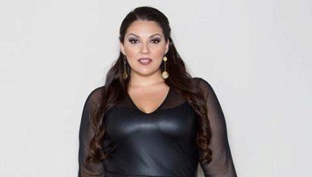 Vestits de cuir per a dones obeses