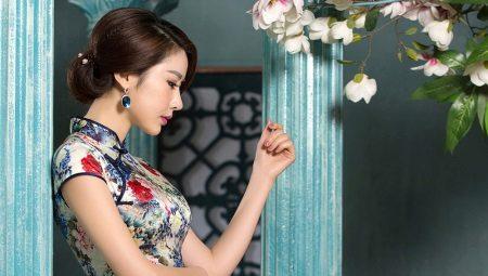 שמלה סינית chipao (שמלת chongsam)