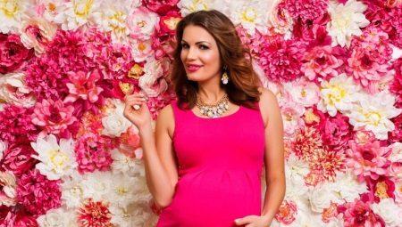 Como costurar um vestido para mulheres grávidas com as mãos?