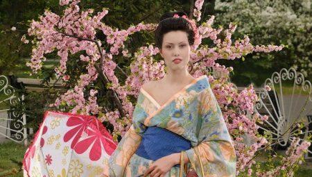 Kimono-jurk - eenvoudige pasvorm, comfort en schoonheid