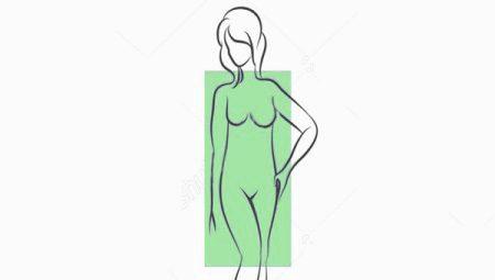Ruhák a figura Slim oszlophoz