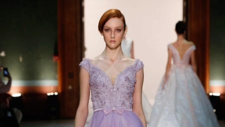 Pakaian Malam Lilac