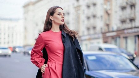 Autumn dresses - the most spectacular images for the controversial seasons